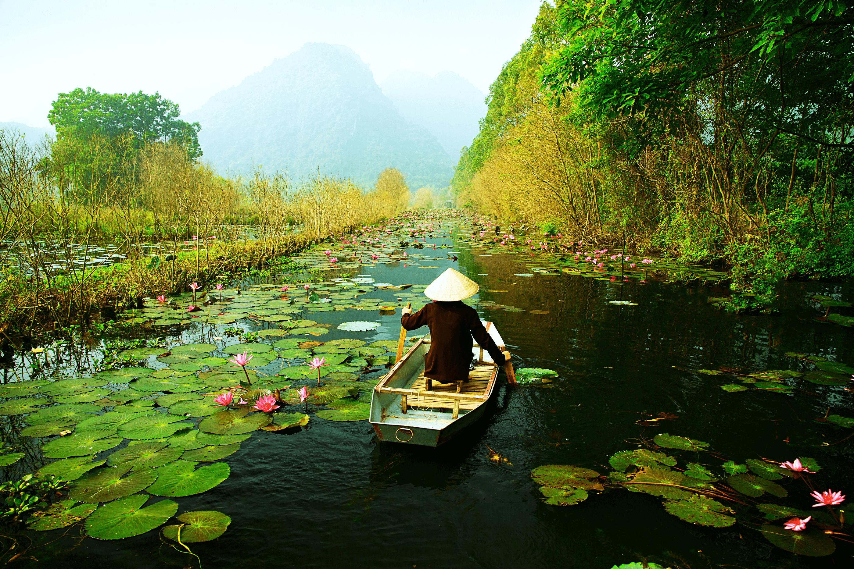 kombireise in Vietnam
