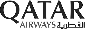 Qatar_Airways Logo partner- Asia Live Kombireisen Oberhausen