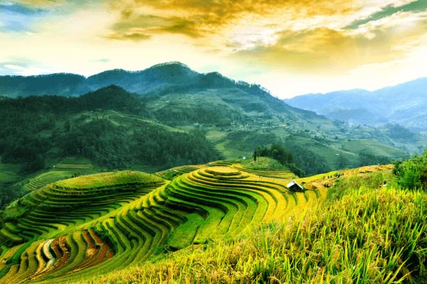 Kombireise durch Bali