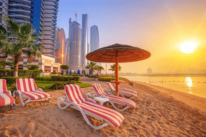 Individuelle Kombireise nach Abu Dhabi in den Urlaub