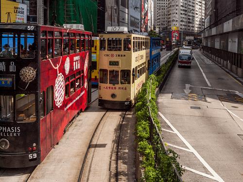 Unser Kombireisen Angebot nach Hongkong in Asien