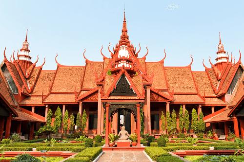 Individuelle Rundreisen durch Kambodscha