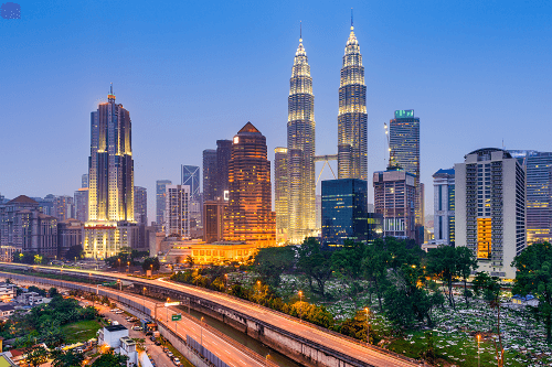 Meine Kombireise durch Malaysia