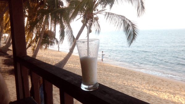 Eine Kombinations-Reise durch Koh Samui in Thailand