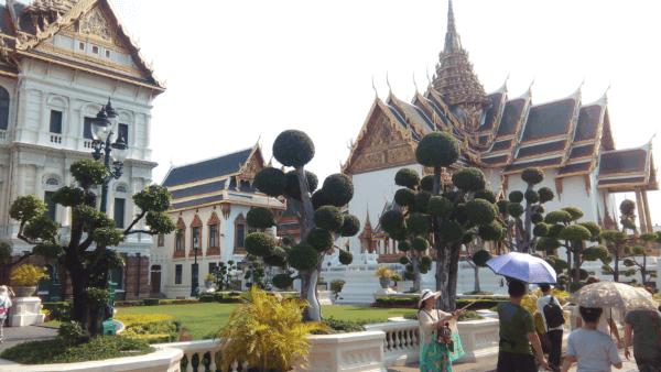 Kombireise in Thailand und Bangkok