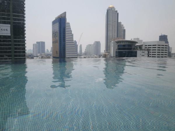 Reisekombination mit Bangkok