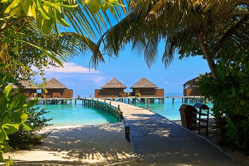 Atemberaubende Kombireisen auf die Malediven