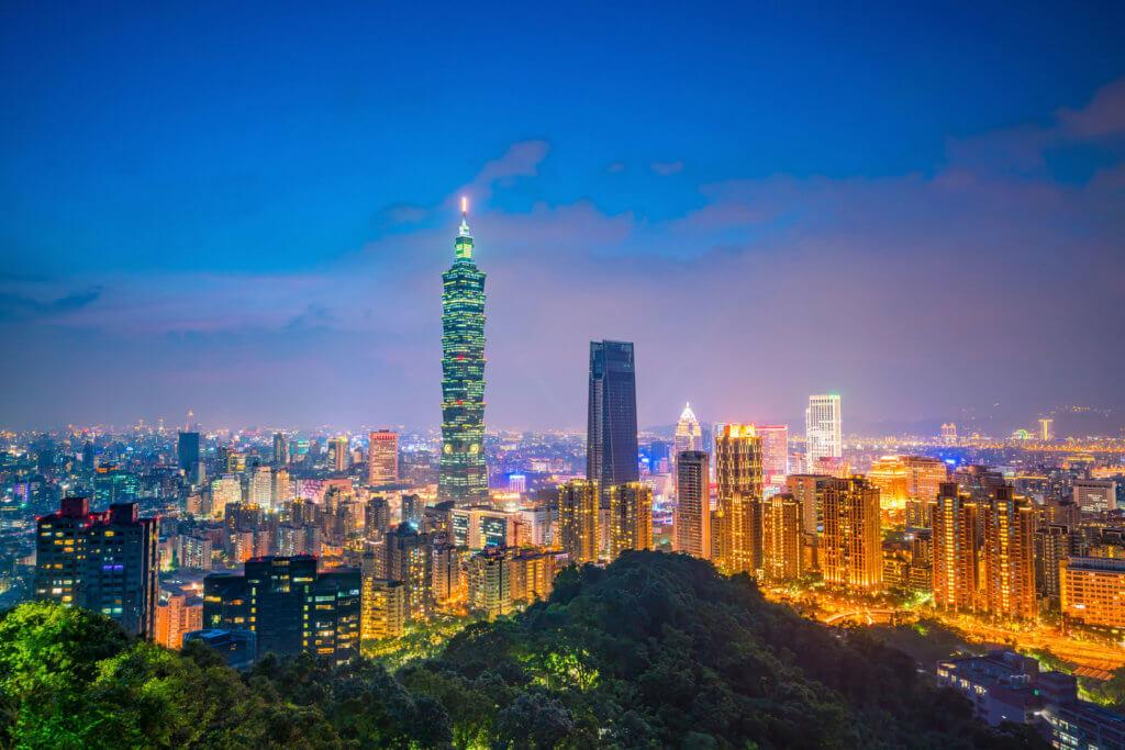 Taiwan Taipei - Fernreise Asienreise Oberhausen