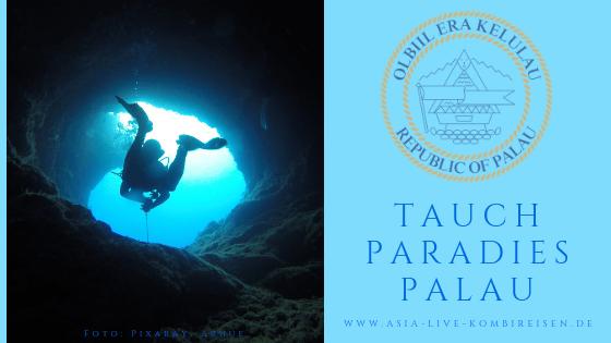 Tauchparadies Palau - Asien Reise Experte