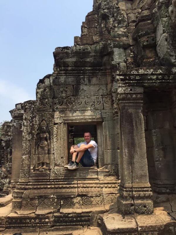 Angkor Wat, Siem Reap, Cambodia andreas alberti Reisebericht Asienexperte