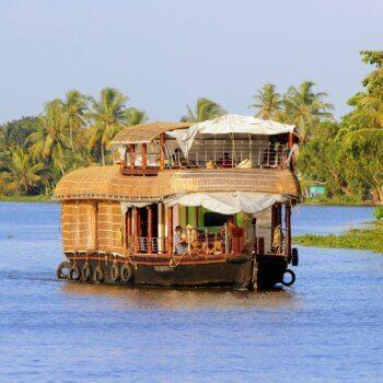 Südindien Backwaters Kerala